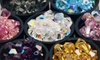 Knitwits Contemporary Yarn Shop - Crescent Springs: Crystal Bead Bracelet-Making Party for Two or Four at Knitwits Contemporary Yarn Shop (Up to 56% Off)