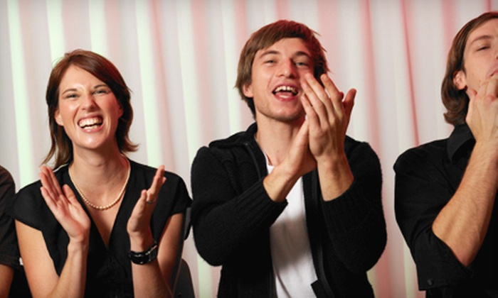 Cinema Grill - New Hope: Comedy Show for Two or Four at Cinema Grill (Up to 63% Off)