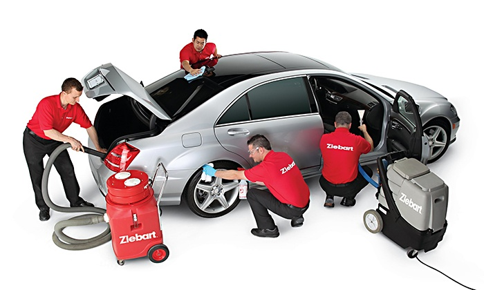 Ziebart - Ziebart: $79 for a Basic Interior and Exterior Detail at Ziebart  ($160 Value)