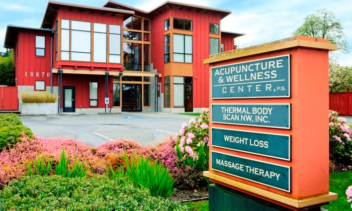 Acupuncture & Wellness Center, PS - Poulsbo: An Acupuncture Treatment and an Initial Consultation at Acupuncture & Wellness Center, P.S. (60% Off)