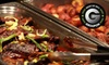Bonanza Buffet Company - Pleasantview: All-You-Can-Eat Lunch Buffet for Two or $20 for $40 Worth of Buffet Fare Monday–Thursday at Bonanza Buffet Company