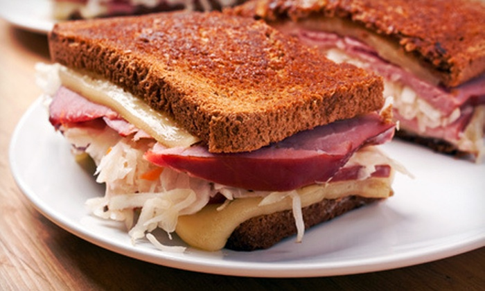 Dagwood's Sandwich Shoppes - Springfield: $6 for $12 Worth of Sandwiches, Wraps, and Salads at Dagwood's Sandwich Shoppes