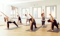 3er- oder 5er-Karte für einen Yoga-Kurs bei Theresa Kwarteng – Yoga Hamburg St. Georg (bis zu 63% sparen*)