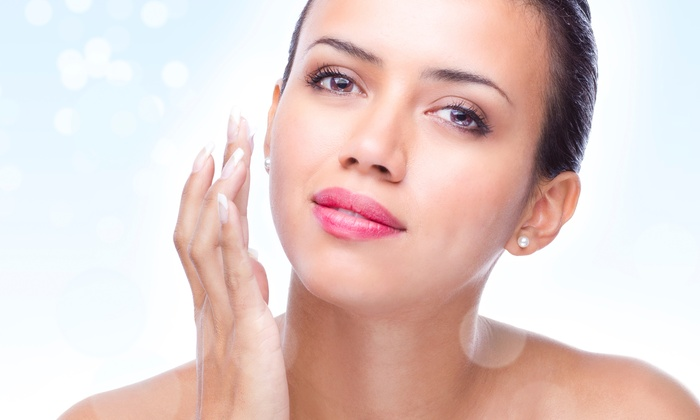 Pure Radiance Skincare and Makeup at Hair by Whitney and Company - Downtown Winter Haven: 90-Minute Deep-Cleaning Facial by Pure Radiance Skincare and Makeup at Whitney and Company (49% Off)