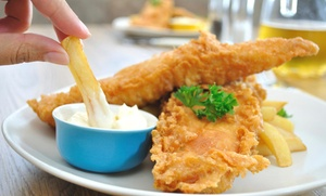 Waterfront Tavern: 10% Off Total Bill with Purchase of $50 or more at Waterfront Tavern