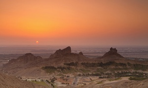 Gateway Tours: Fujairah or Al Ain Tour for One, Two or Four with Gateway Tours (Up to 64% Off)