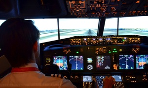 iPilot: Flight Simulator Experience for Up to 90 Minutes from iPilot (60% Off)