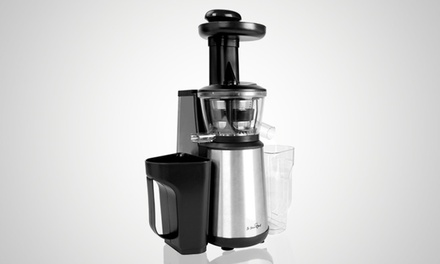 Slow Juicer Groupon : Cold Press Slow Juicer Groupon Goods