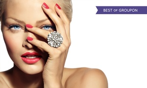 Radiance Skin Care and Laser Clinic: Deluxe Manicure (£13), Massage Chair Pedicure (£16) or Both (£26) at Radiance Skincare and Laser Clinic (Up to 51% Off)