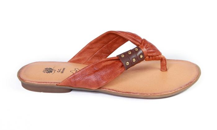 Thong Gc Sandalssize Shoes Leather Women's Access 9 34qcLAj5RS