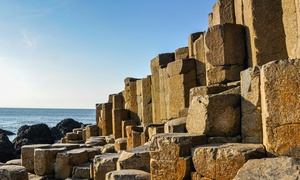 Ulster Tours: Giant's Causeway Bus Tour for One or Two with Ulster Tours (50% Off)