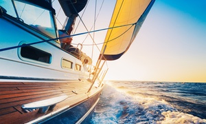 All Points Sailing School at Lakeside: $115 for Eight-Hour Keelboat Certification Course from All Points Sailing School at Lakeside ($215 Value)