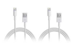 Apple 3.3ft. Lightning To Usb Cable, 1-, 2-, Or 3-pack