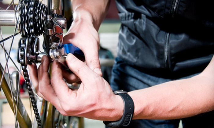 Indian Valley Bikeworks - Harleysville: Bike Tune-Up, Fitting, or Overhaul at Indian Valley Bikeworks (Up to 58% Off)
