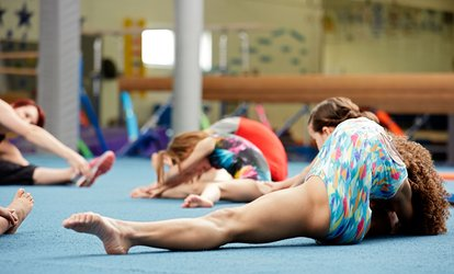 One Month of Tumbling Classes at Tumbling Starz (45% Off)