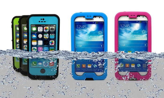 official photos a6f7f 6e3cd LifeProof Waterproof Cases | Groupon Goods