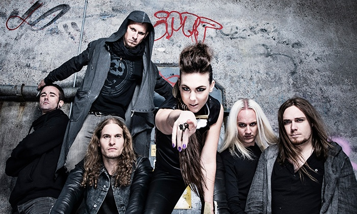 Amaranthe with Butcher Babies & Lullwater - Rockbar Theater: Amaranthe with Butcher Babies and Lullwater on Sunday, November 29, at 8 p.m.