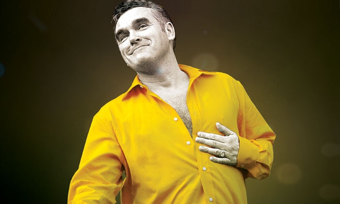 Morrissey - Red Rocks Amphitheatre: Morrissey at Red Rocks Amphitheatre on Thursday, July 16, at 7 p.m. (Up to 35% Off)