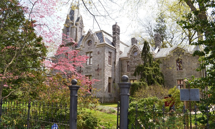 Ebenezer Maxwell Mansion - Germantown: Guided Tour of Ebenezer Maxwell Mansion for Two or Four (Up to 46% Off)