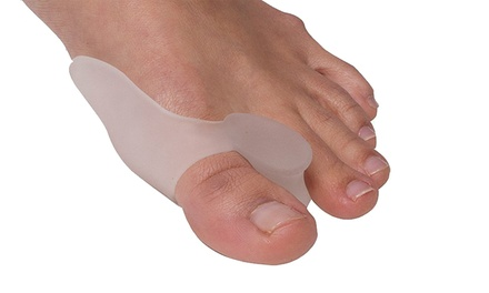 Comfort Healing Toe Separators and Bunion Spacers with EaroNatural Gel