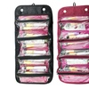 Roll-Up Cosmetic Travel Bag