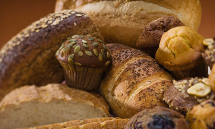 The Breadery - The Breadery: Fresh Baked Goods at The Breadery (Half Off). Two Options Available.