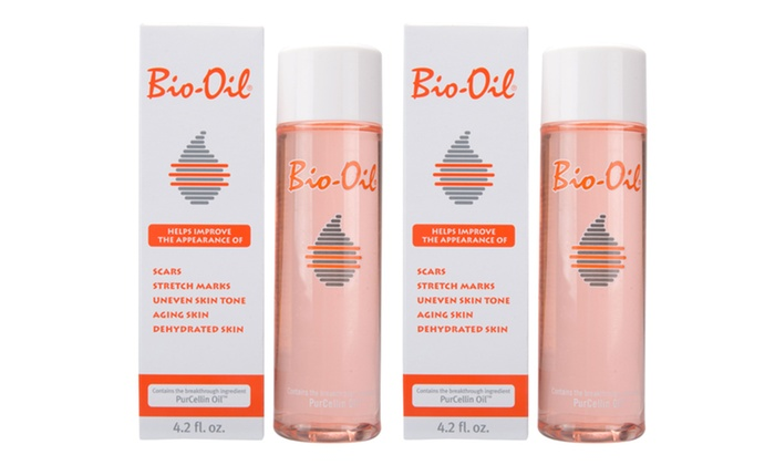2 pack of bio oil scar treatment serum groupon. Black Bedroom Furniture Sets. Home Design Ideas