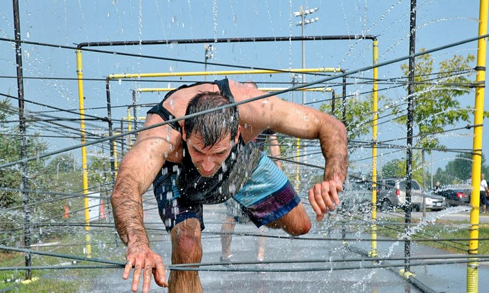 BADASS Dash - Canada - Chicopee Ski & Summer Resort: BADASS Dash Obstacle-Course Race with Option for VIP on Saturday, September 12, at 8 a.m. (60% Off)