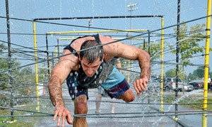 BADASS Dash - Canada: BADASS Dash Obstacle-Course Race with Option for VIP on Saturday, September 12, at 8 a.m. (60% Off)