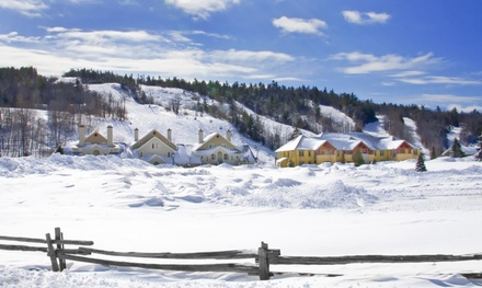 1-Night Stay for Two with Optional Lift Tickets at Calabogie Peaks Resort in Calabogie, ON....