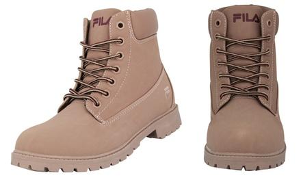 Boots Fila pour Femme