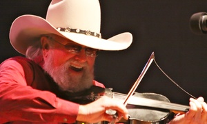 Charlie Daniels Volunteer Jam 40th Anniversary: Charlie Daniels Volunteer Jam 40th Anniversary at Bridgestone Arena on August 12 (Up to 51% Off)