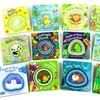 Set of 12 Animal Board Books