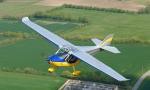 ULM VDV: Initiatievlucht met ULM gedurende 30, 60 of 90 minuten vanaf € 89