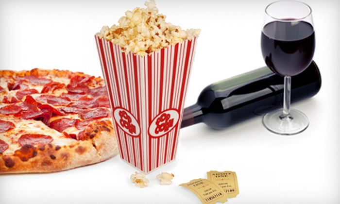 Park Plaza Cinema - Hilton Head Island: Movie Night for Two with Popcorn or Pizza at Park Plaza Cinema (Up to 53% Off)