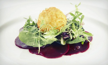 $19 for Gourmet Lunch for Two at fusion grill (Up to $37.90 Value)