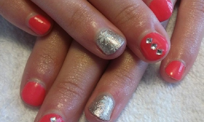Nails By Hannah - Post Falls: A Spa Manicure from Nails By Hannah (50% Off)