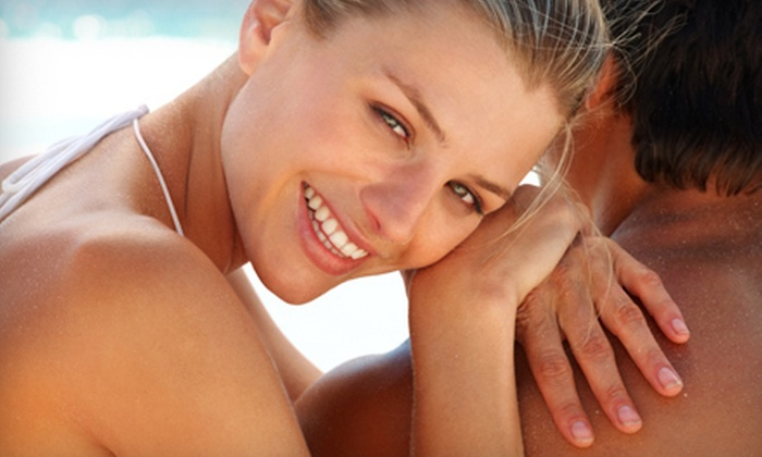 Casa Del Sol Tanning Spa - Lighthouse Point - Pompano Beach: One, Three, or Five Airbrush Tans, or One Month of Unlimited UV Tanning at Casa Del Sol Tanning Spa (Up to 63% Off)