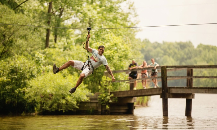 Go Ape In Shelby Charter Township Mi Groupon