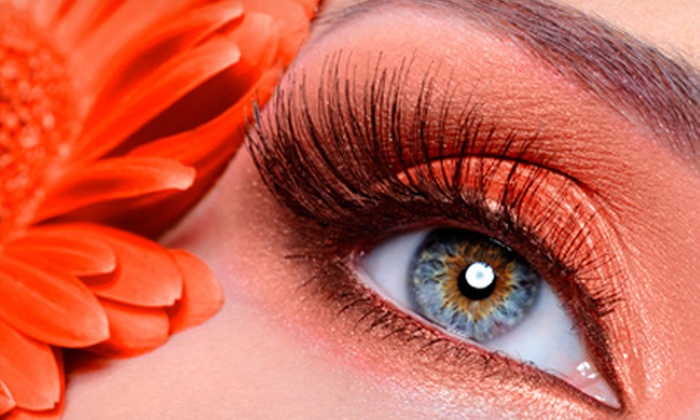 Zeba Hair & Beauty Watford - Multiple Locations: Full Set of Lash Extensions (£22.50) With HD Brows (£28) at Zeba Hair & Beauty (Up to 60% Off)