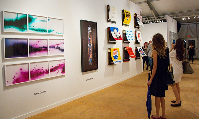 Art on Paper Miami - The Deauville Beach Resort: Single-Day, Multi-Day, or Fair Passes for One or Two to Art on Paper Miami on December 1–6 (Up to 50% Off)