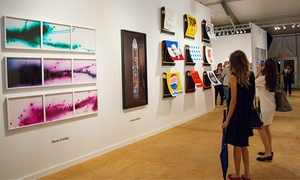 The Miami Project: One or Two Single-, Multi-Day, or Fair Passes to The Miami Project Art Fair on December 1–6 (Up to 58% Off)