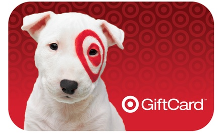 $5 for a $10 Target Mobile GiftCard