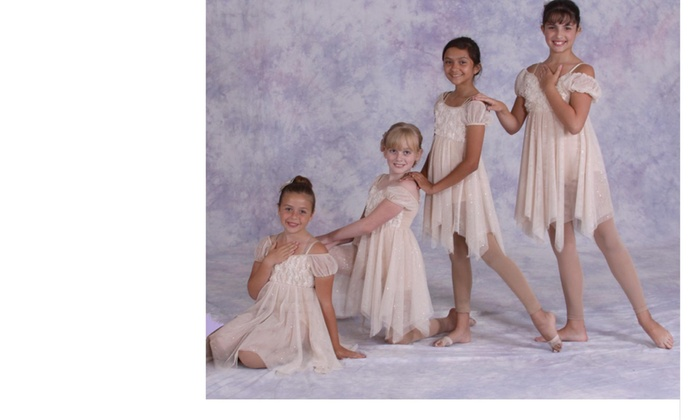 Miss Sue's Dance Company - Temecula: Up to 50% Off 4 Weeks of Dance Class at Miss Sue's Dance Company