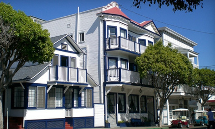 Historic Hermosa Hotel & Catalina Cottages - Catalina Island: Two-Night Stay for Two on a Weekday or Weekend at Historic Hermosa Hotel & Catalina Cottages in Avalon (Up to Half Off)
