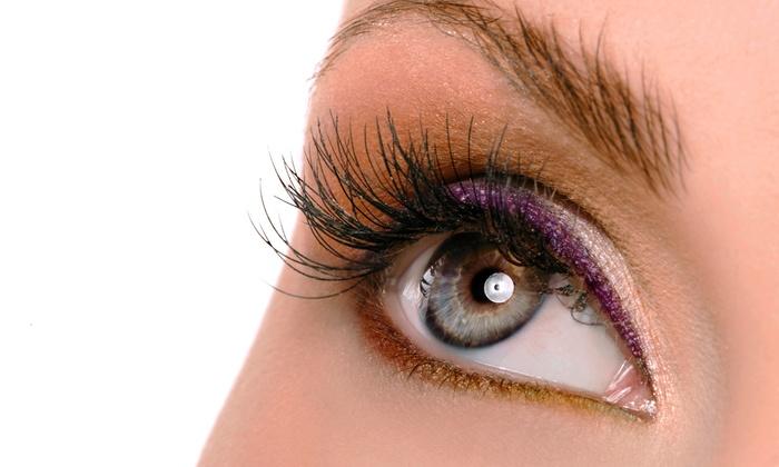 Shavasana Eyelash Extensions - Love Hair Color And Design | Groupon