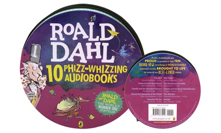 Roald Dahl's 27-Disc Phizz Whizzing Audio Collection