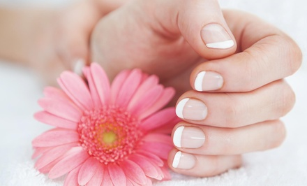 A Spa Manicure from Plush Nail Salon (56% Off)