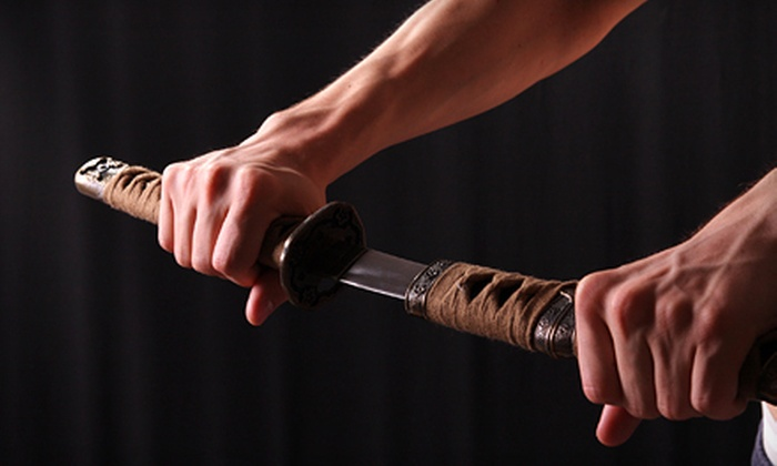 Sword Class NYC - Ripley Gier Studios: Three Samurai-Sword Classes or Five Classes and a Sword to Take Home at Sword Class NYC (Up To 63% Off)