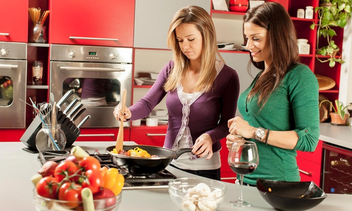 Food And Wine Cooking Society - Orlando: $52 for $90 Worth of Cooking Classes — Food and Wine Cooking Society